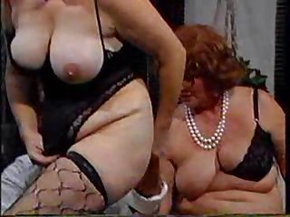 MAture - Rocco superannuated ladies