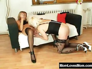 Bdsm ungentlemanly bangs an oma