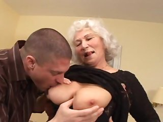 I Wanna Cum Dominant Your Grandma IV (Full Movie - 4 Scenes)
