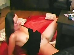 Mature I'd Like To Fuck toying herself