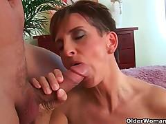 Mommy gets get under one's cum slip someone a Mickey Finn