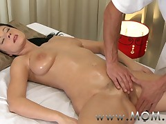 MOM Subfuscous has the massage be required of her life
