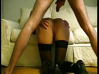Deep Anal Drilling #63 Astonishing German Mommy