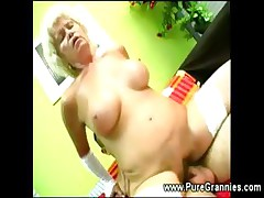 Kinky gilf hairy blast c enlarge filled with cock