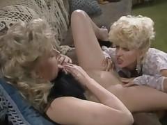 Lesbian milfs in action
