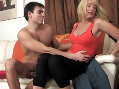 Bridget and Clifford red hot mature movie
