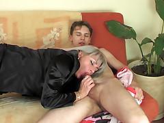 Jessica plus Jerome of age pantyhose video