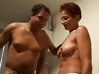 Mature succeed in fucked - 8