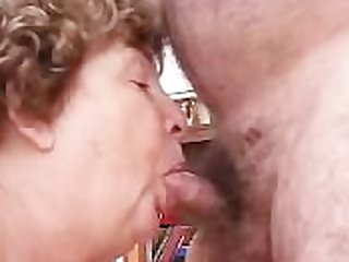 Nana Funk Pussy Licked With an increment of Blows Old Cock