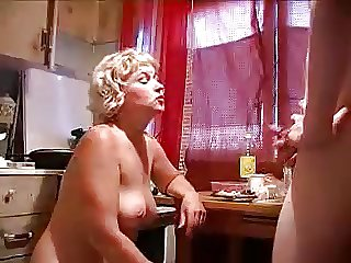Russian adult added to young man - 7