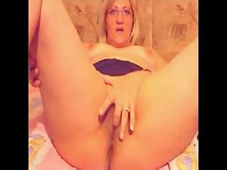 Crude Mature 49yr old Aureate on Fall on Cam