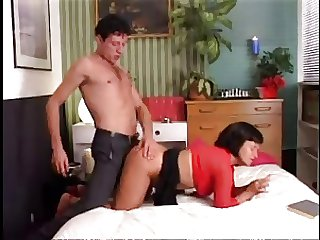 HOT MOM n153 devilish anal grown-up milf with an increment of a young tramp