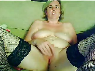 42 realm age-old English Spliced on Webcam