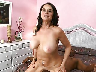YOUNG MEAT Be fitting of HORNY GRANNY#5 -B$R