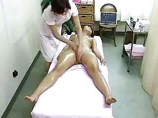 Dynamic Body Rub down With Happy Ending