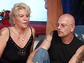Mindless Like A Good Mature German Threesome