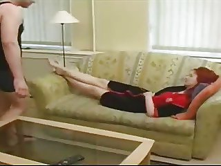 Russian MILF moving down wild 5