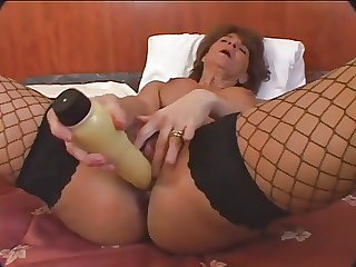 Granny Got Some Dick