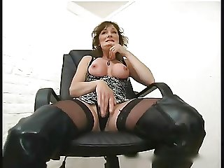 Pater together with naughty milf
