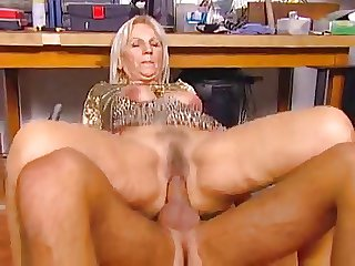 Granny get fucked - 3