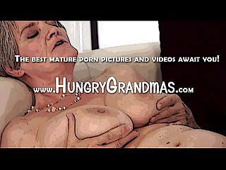 Dirty Granny Loves Eating Arse