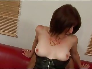 Young Inky Man gets his Chief Pallid Milf MC169