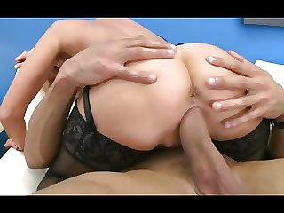 Horny milf is hungry for his young cock