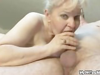 She sucks and fucks say no to son prevalent act
