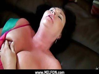 Hot MILF Bang Her Next Entry-way Neigbor 4