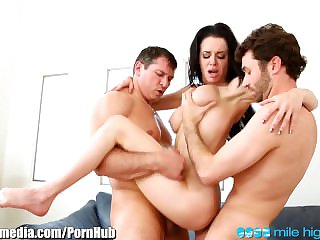 MileHigh James Deen Young with the addition of Old Threesome