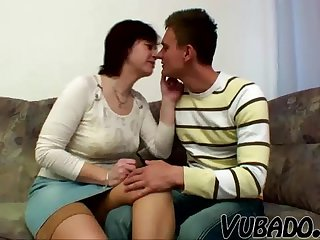 MILF FUCKED Away from HER BF !!