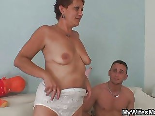 Girlfriends mom