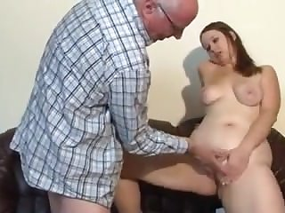 Beamy Girl With An Dad
