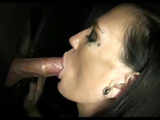 Blowjob with reference to Glory Hole