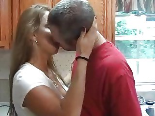 XXX mummy Asks Not her Stepson nearby Dance with Her