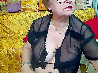 Unconstrained Granny in the webcam R20