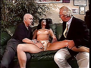 Mrs K Ingels' Office Evoke Amble Into A Dirty Threesome