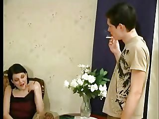 MOM  belle AND boy -11