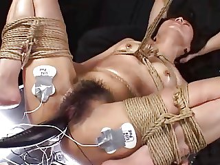 Japanese BDSM Boisterousness With A Mom Plus Teen...F70