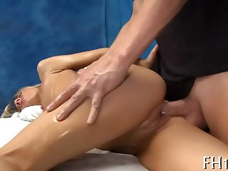 Down in the mouth bribe massage
