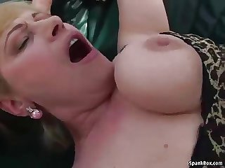 Prex peaches granny gets say no to pussy pounded
