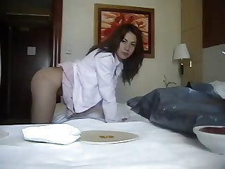 Hotel Room MILF