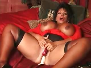 Fat titted Dirty talking Mother Masterbates on web cam