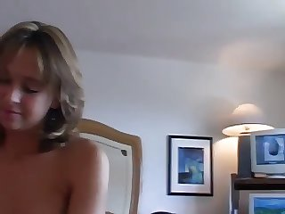 Nice Girl strip and fuck