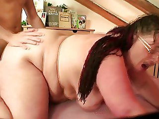 BBW Granny Posterior Catch A Dick Whenever She Wants