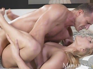 MOM Multiple real orgasms as soaking wet nympho gets fustigate think the world of till the end of time
