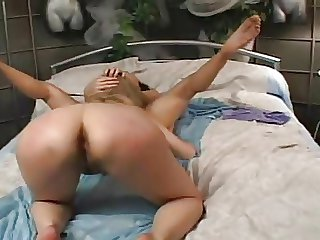 Old & Young - Mom Gets Her Pussy Eaten Unconnected with Teen Slut