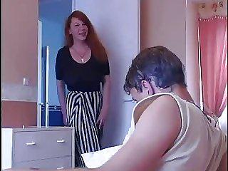 Redheaded MILF