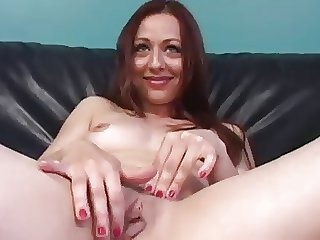 hot 19 yr old masturbates