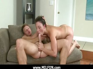 Horny Mama Needs Some Cock 13